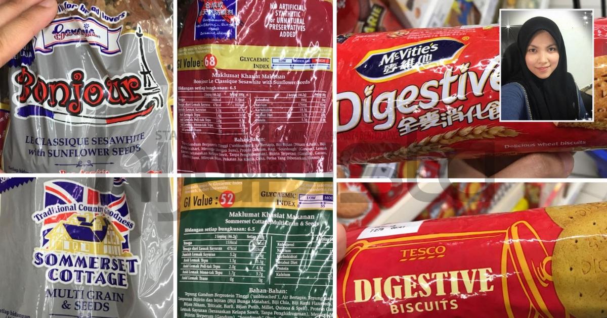 Wanita Ini Senaraikan 29 Stok Makanan Diet Eat Clean Wajib Ada