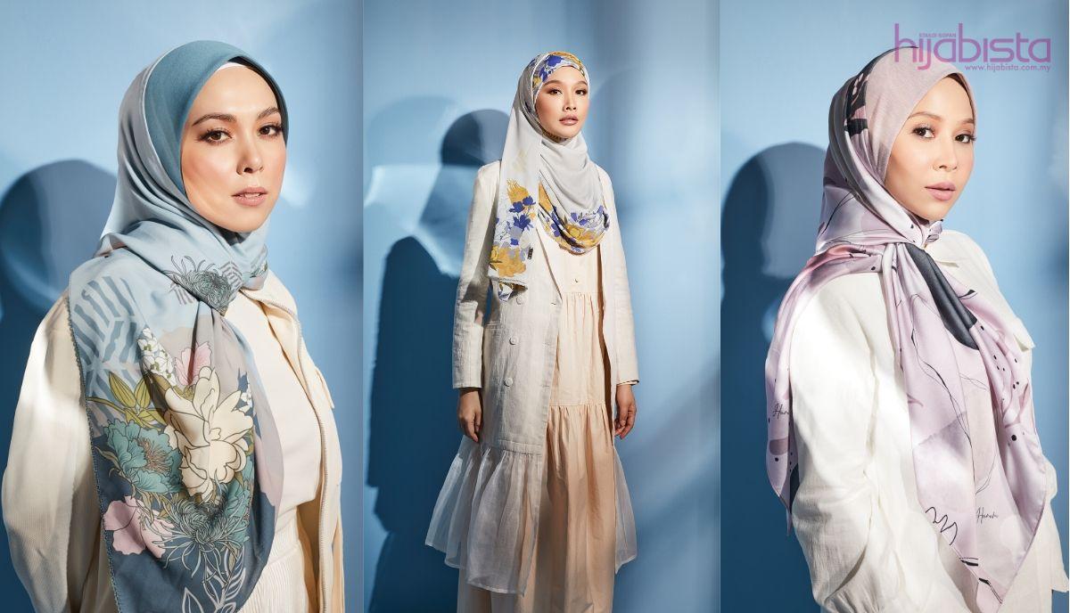 Penampilan Khas Tiga Selebriti Kesayangan Ini Berhijab, Ramai Yang Puji. -  Hijabista