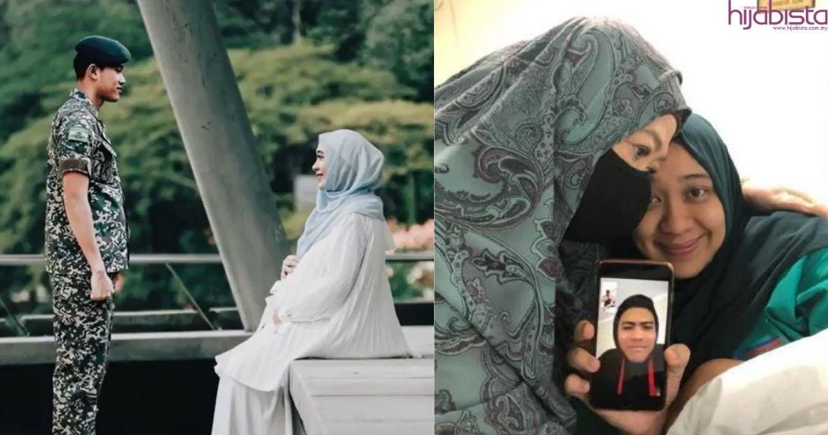Edit Foto Bersama, Dayah Bakar Reda Suami Tak Dapat Berada ...