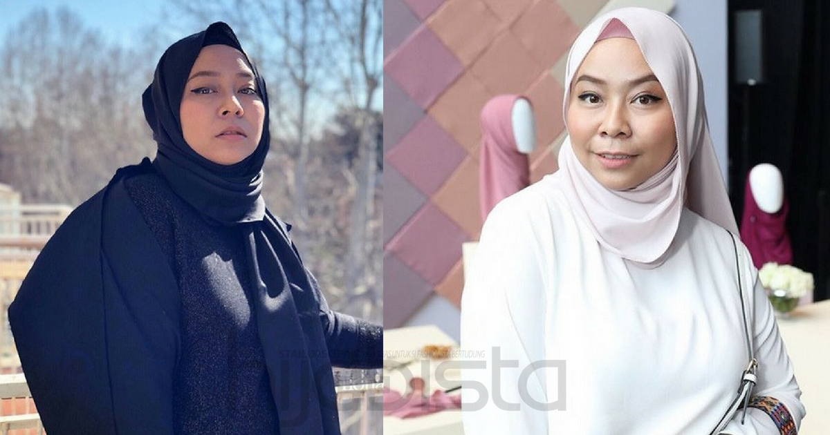 Penata Hijab Popular Didiyana Ehsan Kongsi Tutorial Hijab Seminit Paling Simple Kemas Guna 1 Pin Hijabista